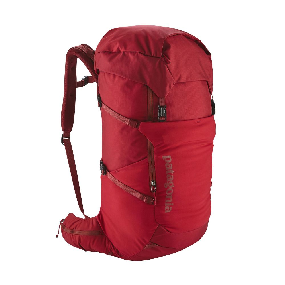 Patagonia 36 Ltr Nine Trails Back Pack Classic Red Small/Medium